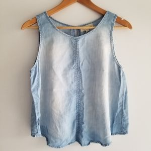 Anthropologie Cloth and Stone chambray